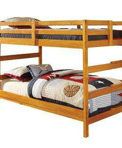 2108 Twin Twin Bunk bed