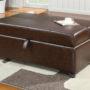500750 ottoman sleeper sofa