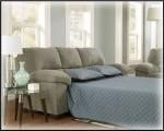 Sage Upholstery – Contemporary Sleeper Sofa 1