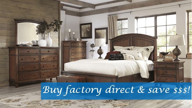 Buy factory direct & save $$$!