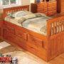 2135 Twin Rake Bed