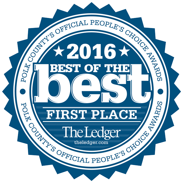 best of the best - first place - furniture store - polk county - the ledger - peoples choice awards