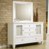 201303+201304-White Dresser