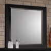 Sandy Beach 201324 Dresser Mirror Black