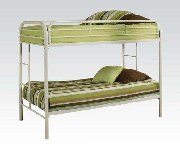 Twin Twin Metal Bunk Beds