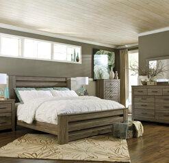 Zelen Bedroom