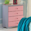 0355 Doll House Chest 4 Drawer