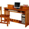 2167,2167H,2175 Desk w. Hutch and Chair