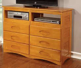 2171 Entertainment Dresser