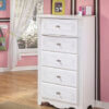 B188-46 Exquisite Chest 5 Drawer