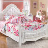 B188-72-89 Exquisite Full Poster Bed