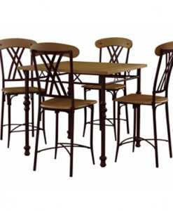416488 Table and Chairs Cowell