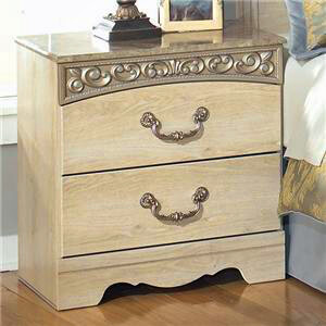 B196 Nightstand Catalina