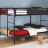 460056K Coaster Fordham Full over Full Bunk Bed