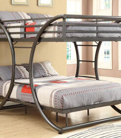 460078 Coaster Stephan Bunk Bed