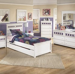 Zayley Daybed Bedroom Set - All American Furniture - Buy 4 Less ...