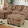 F7662 Saddle Sectional