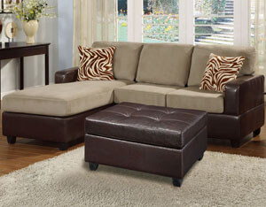 F7669 Pebble Sectional