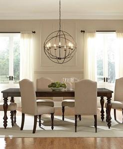 17721-27 mcgregor standard dining set