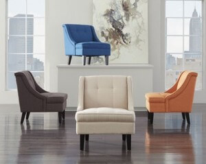 Signature Clarinda Accent Chairs