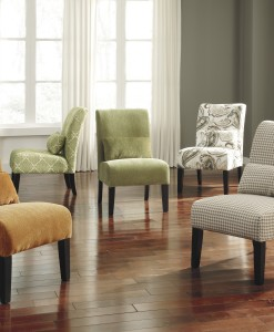 Signature Annora Accent Chairs 616