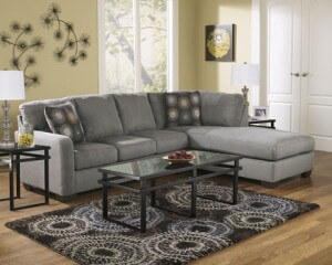 Signature Zella Sectional with Chaise 702