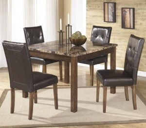 Theo Standard Height Dining Set