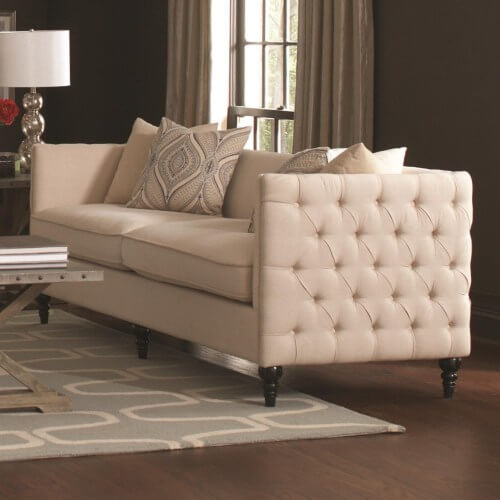 Claxton Collection 504891 Sofa