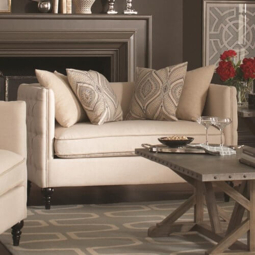 Claxton Collection 504892 Loveseat