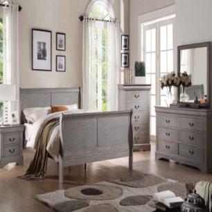 Louis Philippe Grey Wash