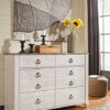 B267-31 Willowton Dresser