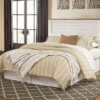 B267-57 Willowton Queen Headboard