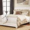 B267-77-74-97 Willowton Sleigh Queen Bed