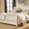 B267-78-76-97 Willowton Sleigh King Bed