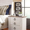 B267-92 Willowton Nightstand
