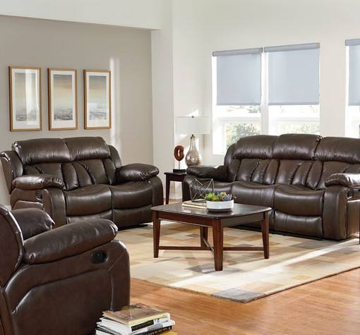 4003391 north shore reclining - North Shore Living Room Set