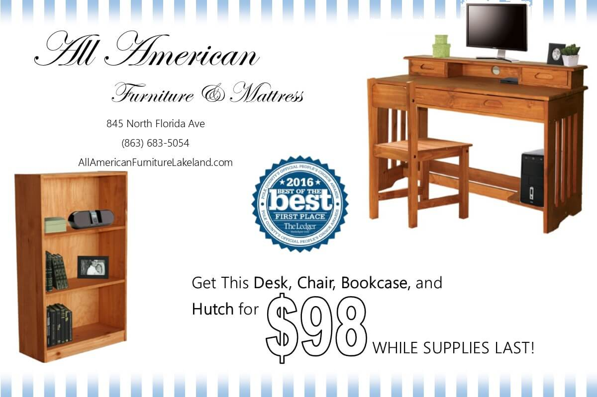 Discovery Office Furniture - All American Furniture - Buy ...
