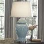 Darena Blue Table Lamp