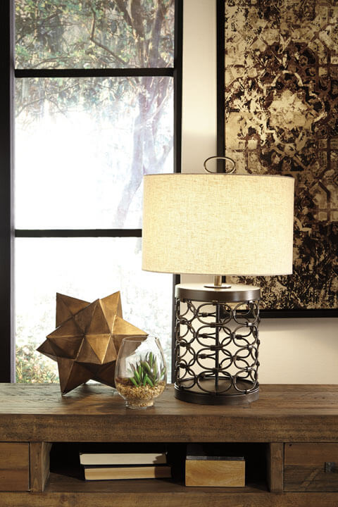 Aryan Table Lamp All American Furniture Buy 4 Less