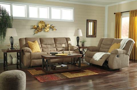 Tulen Mocha Reclining Sofa Love All American Furniture