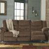 9860588 Tulen Chocolate Reclining Sofa
