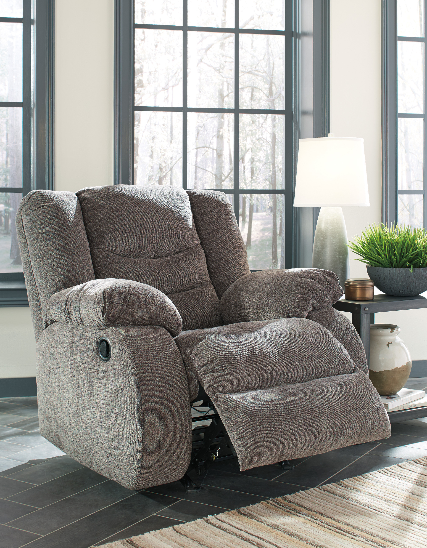 Tulen Grey Reclining Sofa Love All American Furniture