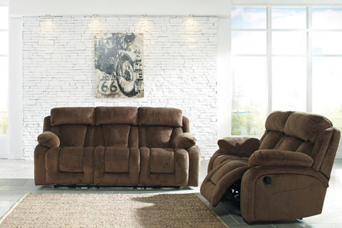 Stricklin_Reclining_Sofa_&_Love_Brown