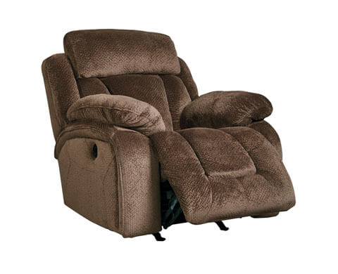 Stricklin Power Reclining Living Room Chocolate All American Furniture Buy 4 Less Open