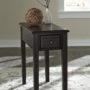 Solid_Wood_Chair_Side_Table_Dark_Brown