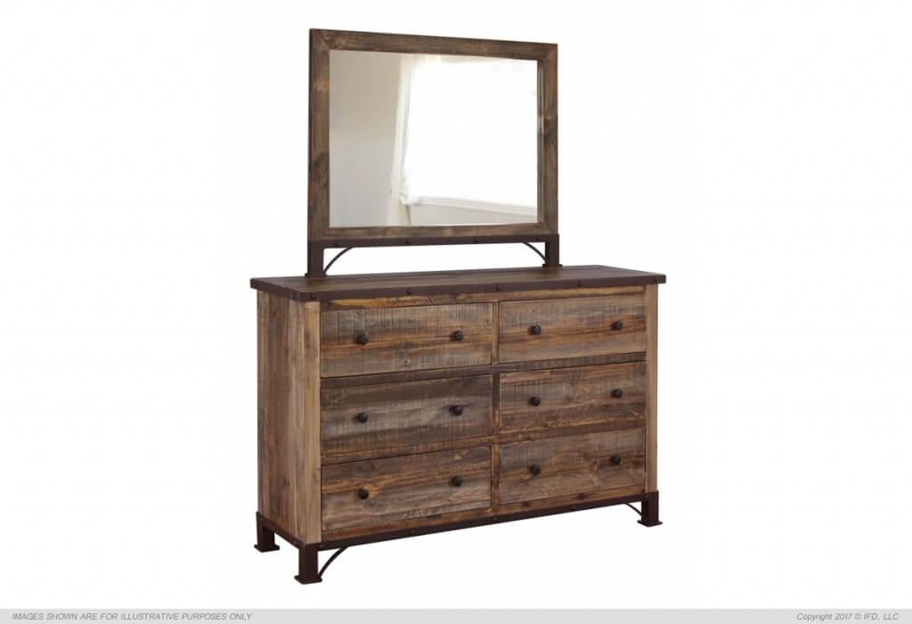 Antique_Dresser_&_Mirror