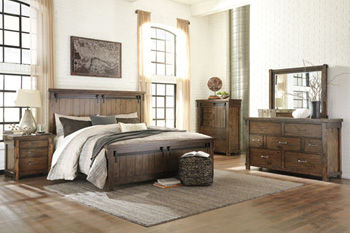 Lakeleigh Signature Bedroom Collection All American Furniture Buy 4 Less Open To Public