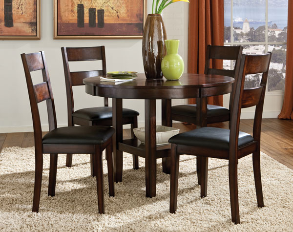 Pendwood Table Set All American Furniture Buy 4 Less Open To Public