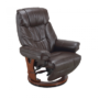 Caprice_Swivel_Recliner_Brown