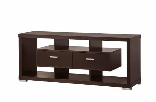 Cappuccino Tv Console All American Furniture Buy 4 Less Open To Public